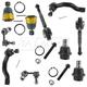 1ASFK03738-Nissan Steering & Suspension Kit