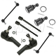 1ASFK03735-1995-02 Lincoln Continental Steering & Suspension Kit
