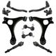 1ASFK03759-2006-11 Honda Civic Steering & Suspension Kit