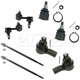 1ASFK03758-Honda Element Steering & Suspension Kit