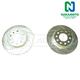 1APBR00316-2013-16 Dodge Dart Brake Rotor Pair  Nakamoto 68082121AA-DSZ