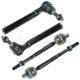1ASFK03799-Hummer H3 H3T Tie Rod