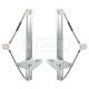 1AWRK00462-1992-96 Toyota Camry Window Regulator Front Pair