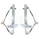 1AWRK00461-1993-97 Geo Prizm Toyota Corolla Window Regulator Pair