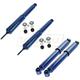 MNSSP00989-Volkswagen Shock Absorber  Monro-Matic Plus 31542  31538