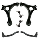 1ASFK03820-2006-11 Honda Civic Steering & Suspension Kit