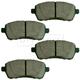 1ABPS02280-Ford Fiesta Brake Pads