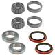1ASHS00991-Wheel Bearing & Seal Kit Pair