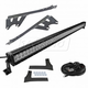 1ALUK00074-2007-15 Jeep Wrangler Light & Mounting Bracket Kit