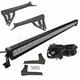 1ALUK00075-2007-15 Jeep Wrangler Light & Mounting Bracket Kit