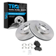 1ABFS02595-Chevy Malibu Pontiac G6 Brake Kit
