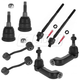 1ASFK03843-2006-07 Jeep Liberty Steering & Suspension Kit