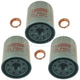 NSEEK00016-Engine Oil Filter & Drain Plug Gasket Kit  Nissan OEM 15208-9E01A  11026-JA00A