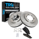 1ABFS02617-Nissan Frontier Brake Kit