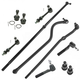 1ASFK03903-2000-01 Dodge Ram 1500 Truck Steering & Suspension Kit