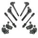 1ASFK03905-2000-01 Dodge Ram 1500 Truck Steering & Suspension Kit
