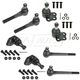 1ASFK03899-2000-02 Dodge Steering & Suspension Kit