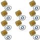 TYEEK00022-Engine Oil Filter & Drain Plug Gasket Kit