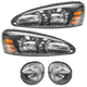 1ALHT00156-Pontiac Grand Prix Lighting Kit