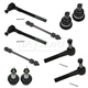 1ASFK03914-1997-99 Dodge Ram 1500 Truck Steering & Suspension Kit