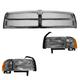 1ABGK00073-Dodge Grille  Headlights & Corner Lights Kit