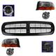 1ABGK00083-Dodge Dakota Durango Grille  Headlights & Corner Lights Kit