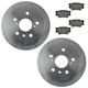 1ABFS02639-Brake Kit