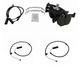 1ABFS02658-BMW X5 Brake Pad & Wear Sensor Kit