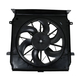 1ARFA00239-Jeep Liberty Radiator Cooling Fan Assembly