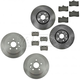 1ABFS02664-Lexus Brake Kit
