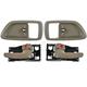 1ADHS01706-Toyota Sequoia Tundra Interior Door Handle & Bezel Kit