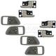 1ADHS01701-Toyota Sequoia Tundra Interior Door Handle & Bezel Kit