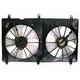 1ARFA00232-2003-07 Honda Accord Radiator Cooling Fan Assembly
