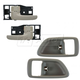 1ADHS01700-Toyota Sequoia Tundra Interior Door Handle & Bezel Kit