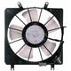 1ARFA00233-2003-07 Honda Accord Radiator Cooling Fan Assembly