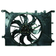 1ARFA00235-Volvo Radiator Cooling Fan Assembly