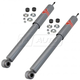 KYSSP00156-1996-02 Toyota 4Runner Shock Absorber Pair  KYB Gas-a-Just KG54317