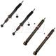 KYSSP00047-Toyota 4Runner FJ Cruiser Shock Absorber  KYB Excel-G 341340  344410