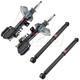 KYSSP00042-Shock Absorber  KYB Excel-G 343379  335033  335032