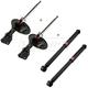 KYSSP00148-Shock & Strut Kit  KYB Excel-G 344080  334335