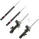 KYSSP00028-Mazda 3 5 Shock & Strut Kit