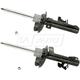 KYSSP00026-Mazda 3 5 Strut Assembly Pair