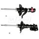 KYSSP00013-Honda Civic Strut Assembly Pair
