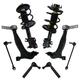 1ASFK03968-2004-09 Nissan Quest Steering & Suspension Kit