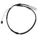 1ABES00133-BMW 328i xDrive 335i xDrive Brake Pad Wear Sensor