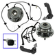 1ASFK04010-2002-05 Jeep Liberty Steering & Suspension Kit