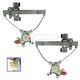 1AWRK00416-Window Regulator Pair