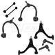 1ASFK04037-Jeep Steering & Suspension Kit