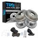 1ABFS02701-Toyota Sequoia Tundra Brake Kit
