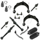 1ASFK04086-1998-02 Honda Accord Steering & Suspension Kit
